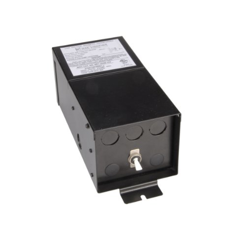 WAC Lighting SRT300M12V Remote Magnetic Transformer 300W, 300W Output 12V with Boost ()