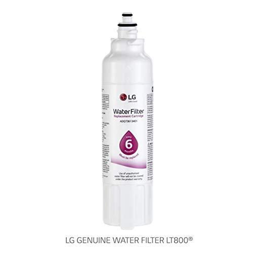 LG LT800P Refrigerator Water