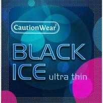 Caution Wear Black Ice Condoms 24 Pack