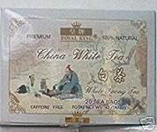 Chinese White Tea (Natural & Caffeine Free) 20 Tea Bags