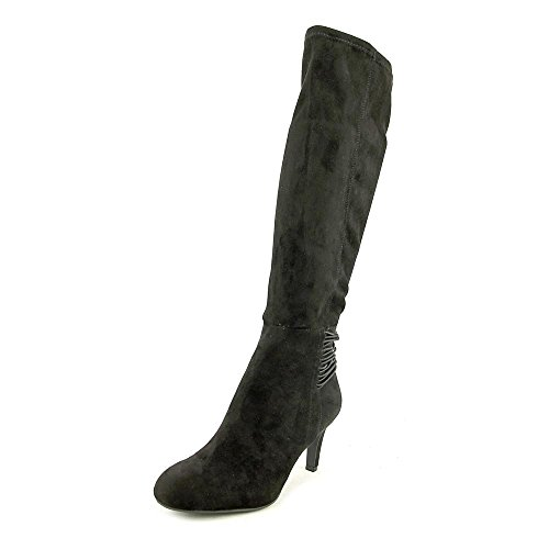 Stretch Dress Boot (BCBGeneration Women's Bg-Rozz Slouch Boot, Black, 7 M US)