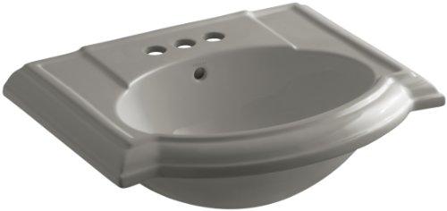 KOHLER K-2287-4-K4 Devonshire Bathroom Sink Basin with 4