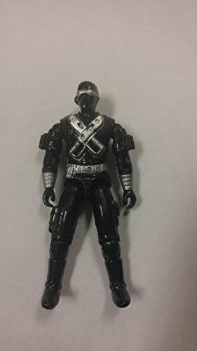 Vintage Snake Eyes 1989 v3 loose figure only gi (Gi Joe Loose Figure)