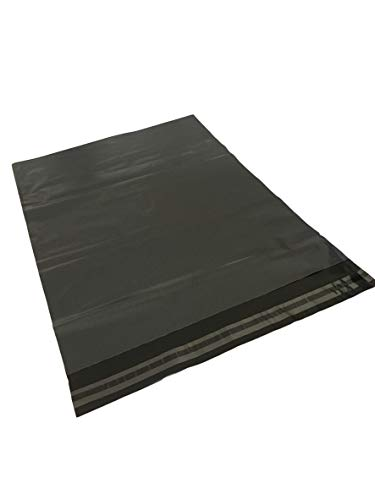 Shipping Bags - 14 x 19 Extra Large Shipping Self Seal Poly Bags, Easy Peel and Stick, 2.4 mil-25 qty with Quick Fulfillment Adhesive Strip