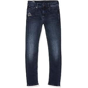 Pepe Jeans Boy's Nickels Badge Jeans
