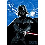 "Star Wars, Darth Vader Blanket - 62"" x 90"""