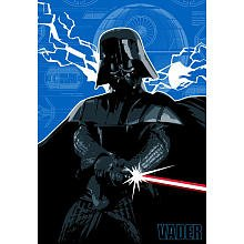 Star Wars, Darth Vader Blanket - 62