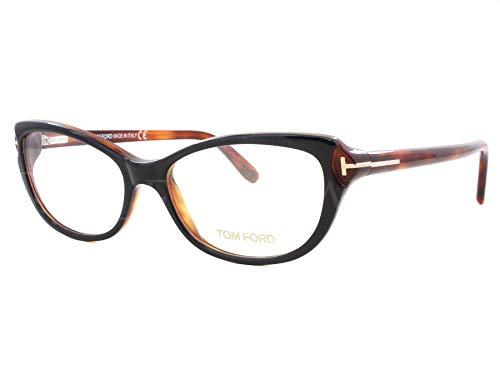 TOM FORD Eyeglasses FT5286 005 Black ()