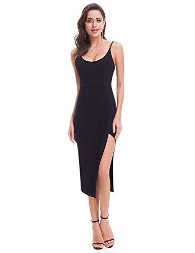 Ever-Pretty Womens Long Mother Of The Bride Dress 10 US Black