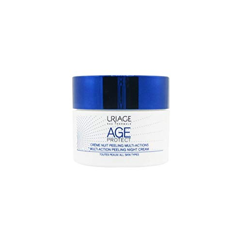 Age Protect by Uriage Eau Thermale Multi-Action Night Cream Peel 50ml