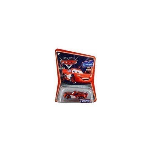 - Cars: Radiator Springs McQueen