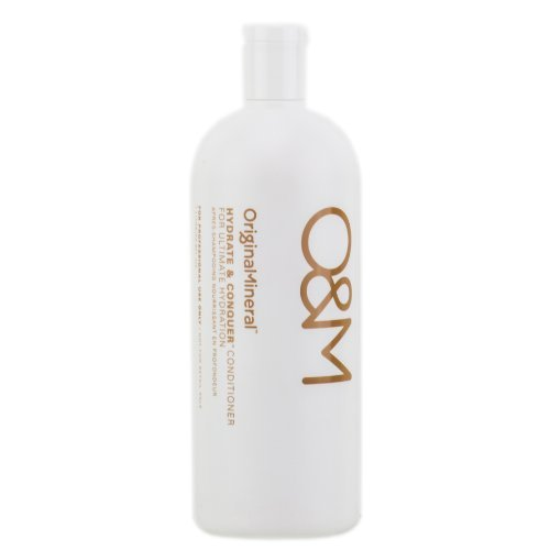 Original Mineral Hydrate & Conquer Conditioner - For Ultimate Hydration - 33.8 oz