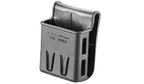 (FAB DEFENCE Fab-Defense Tactical Rifle/Firearm Gun Accessory / Part M4 Magazine Pouch 5.56 Pouch Fits Aluminum Steel M16 M4 AR15)
