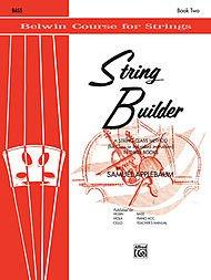 Applebaum, Samuel - String Builder - Book 2 for Double Bass - Belwin/Mills Publication
