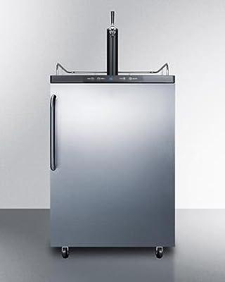 Summit SBC635MBISSTB Wine Dispenser, Stainless-Steel