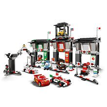 LEGO Disney Cars Exclusive Limited Edition Set #8679 Tokyo I