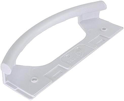 Spares2go tirador de puerta para Bosch KDF serie nevera congelador ...