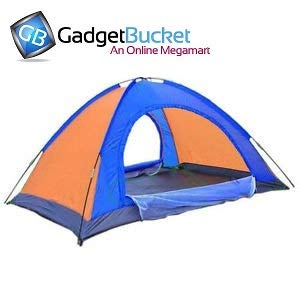 Gadgetbucket Picnic Camping Portable Waterproof Tent For 8 Person