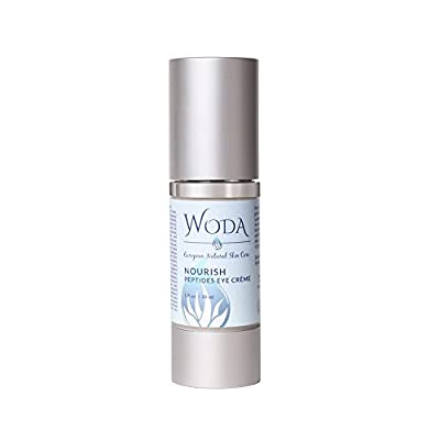 WODA Celebrity Aesthetician Nourish: Peptides Eye Crème