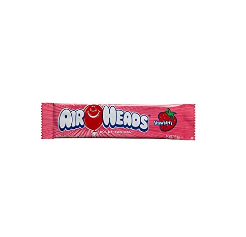 Airheads Taffy Candy Strawberry 0 55 product image