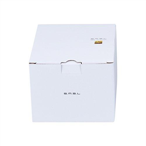 SMSL M8A 2nd XMOS ES9028Q2M 32Bit/768KHz DSD512 USB DAC Optical
