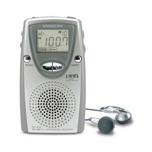 sangean dt 210 portable radio