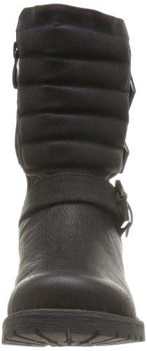 Chaussures 01 Montantes d Blink Black 400657 Femme Noir EZqHZa7wf