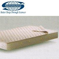 シモンズ 羊毛ベッドパッド セミダブルサイズ120×200cm ウォッシャブルタイプ LG1001 正規品 B00ALP9LTA