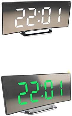 LOVIVER 2 Pezados de Despertador Digital Proyector, Despertador ...