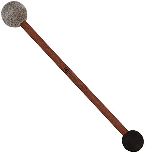 Meinl Sonic Energy Singing Bowl Mallet, Small Size with Double Sided Beater - MADE IN GERMANY - Dual Felt and Rubber Tips (SB-PDM-F/R-S)