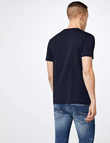 dark Blu Uomo Shirt Kurzarm 882 Blue T Replay gxIX6qI