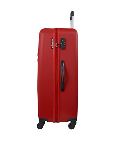 Trolley Rigido Cm Travel 70 Queens Large American Rosso Ow5HqE