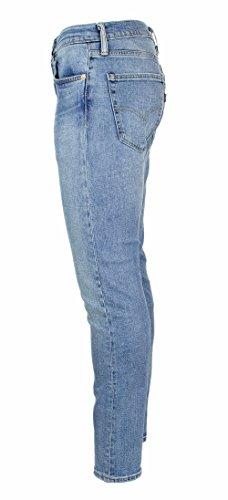 512 Levi's 2883301084 Blue Jeans Rivercreek Taper Fit Slim Denim Light Uomo U6E4rxqU