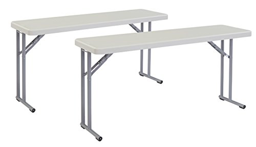 Small Speckled - (2 Pack) National Public Seating 18