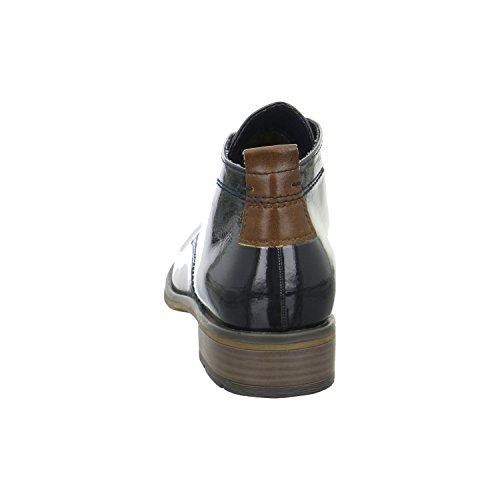 Marco Tozzi 2-2-25118-39 837 - Zapatos de cordones para mujer 39 Azul