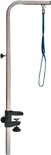 Go Pet Club Aluminum Pet Dog Grooming Arm with Clamp, 40-Inch by Go Pet Club