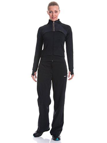 Reebok Chaqueta Deporte Track Jacket Otm Negro L