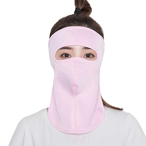 cnnIUHA Air Purifying Face Mask Cover Anti Dust Multi Layer Mouth Filter Masks Headwear for Cycling, Fishing, Motorcycling, Running, Moisture Wicking UV Protection