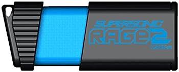 Patriot Supersonic Rage 2 128GB USB 3.0 Flash Drive
