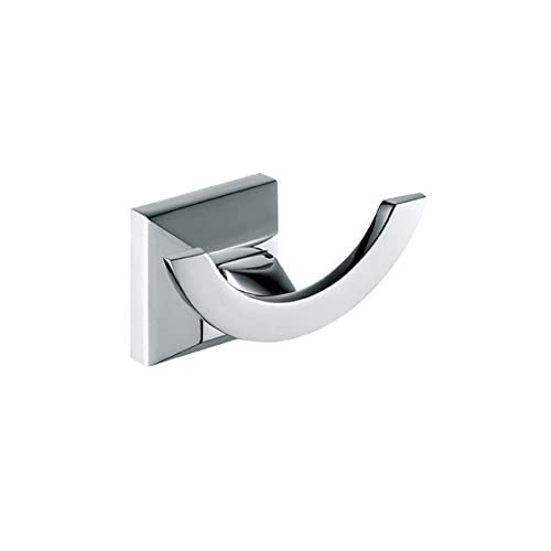 durable modeling BLYC- Hook brass double robe hook bathroom kitchen hooks coat hooks