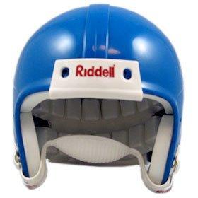 (Riddell VSR4 Blank Mini Football Helmet Shell - Royal)