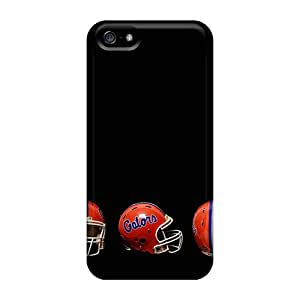 Top Quality Protection Florida Gators Helmet Case Cover For Iphone 5/5s