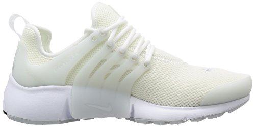 Nike Mujer White Blanco Zapatillas Pure White Presto Platinum Air deporte W de BrpB4