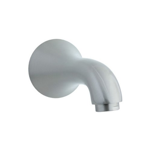 Cifial 244.875.620 Brookhaven Tub Filler Spout, Satin - Brookhaven Tub