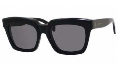 Céline Sunglasses - 41023/S / Frame: Black Lens: Dark Grey by Céline