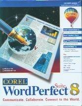 Corel WordPerfect Suite 8 (Word Perfect Office Suite)