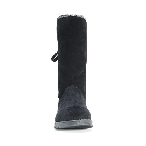 Pictures of MUK LUKS Women's Luanna Boots Fashion Black 7 M US 6