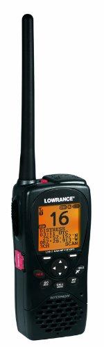 Lowrance VHF/GPS Radio Handheld VHF Radio with GPS primary
