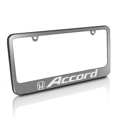 Honda Accord License Plate Frame - 2