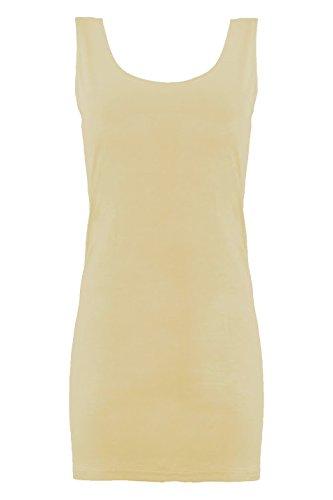 Cexi Couture - Camiseta sin mangas - para mujer azul marino